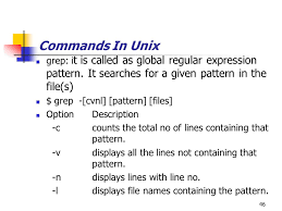 Count No Of Words In Unix Basic Unix And Basic Shell Scripting Ppt