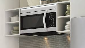 how to install over the range microwave without a cabinet buying guide