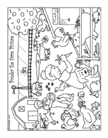 farm theme unit printables and worksheets