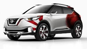 nissan kicks nissan kicks concept introduced with new livery