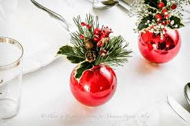 christmas centerpieces 19 simple and diy christmas centerpieces style motivation