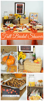fall bridal shower ideas autumn leaves bridal shower bridal wedding shower erin