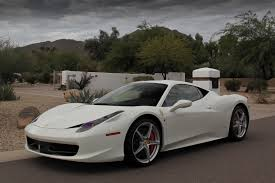 Ferrari 458 Colors - car picker white ferrari 458 italia