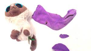 easy sock craft for kids make a sweater for your stuffed animal