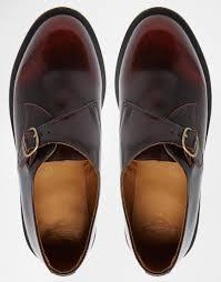 dr martens womens boots sale dr martens kensington lorne cherry monk flat shoes in purple