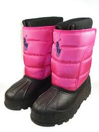 womens boots vancouver polo ralph velcro pink boot 95410gs juniors womens