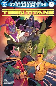 teen titans teen titans 2016 5 comics by comixology