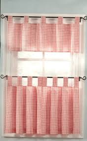 Kitchen Curtains Red by White And Red Kitchen Curtains U2013 Brapriseronline Com