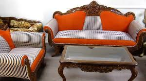Indian Corner Sofa Designs Hand Carved Furniture Sofa Sets Made In India Mov Youtube