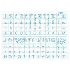 lettere straniere in corsivo maiuscolo e minuscolo esercizi pregrafismo imparare a leggere e scrivere prima delle
