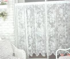Martha Stewart Kitchen Curtains by 11 Best Curtains Images On Pinterest Vintage Lace Lace Curtains