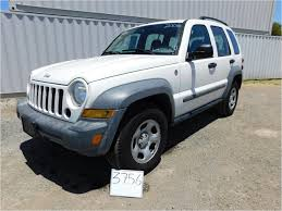 jeep liberty renegade light bar 2006 jeep liberty suv in california for sale 32 used cars from
