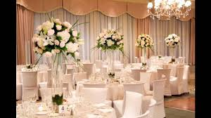how can you ensure a wonderful wedding decoration in an effortless
