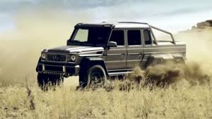 mercedes 6 wheel pickup watch the g 63 6x6 destroy the desert top gear