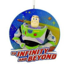 disney story buzz lightyear ornament infinity beyond