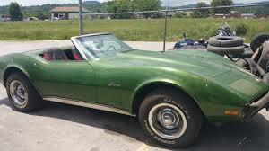 corvette restoration shops working on the 73 corvette restoration td customs paint shop