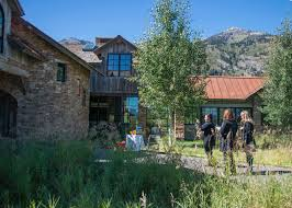 that u0027s a wrap another successful jackson hole showcase of homes