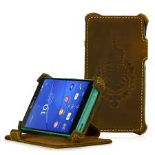 xperia z3 compact design leicke manna ultraslim sony xperia z3 compact 4 6 inch wallet