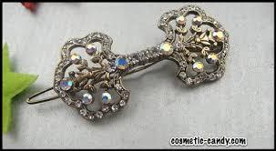 gift idea antique hair clip from ebuni