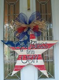 Fourth Of July Door Decorations 581 Best Shut The Front Door Decorating Images On Pinterest