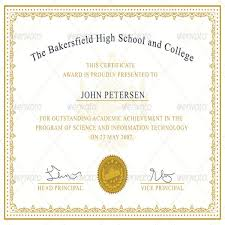 certificate of achievement template 6 free pdf documentssample