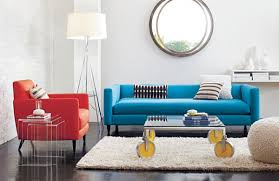 Teal Color Sofa by Sofa Style 20 Chic Seating Ideas