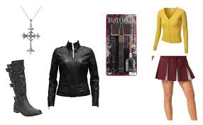Buffy Costume Halloween 46 Awesome Costumes Hair Color