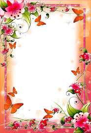 free printable thanksgiving borders flower borders borders and frames about books pictures glass