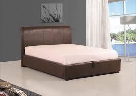 elegant king size bed frame elegant king size bed leather