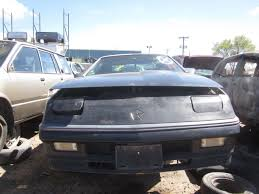 junkyard find 1987 dodge daytona shelby z the truth about cars