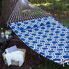 island bay 13 ft hampton lattice quilted 2 person double hammock
