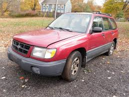 red subaru forester 2000 2000 subaru forester l quality used oem replacement parts east
