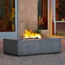 modern fire pits lowe u0027s canada