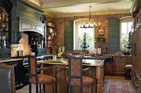 french country kitchen decorating ideas old pinterest style photos