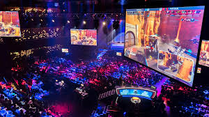 The Biggest Blizzard Blizzard Arena New Home For Blizzard Esports Gamers Classified