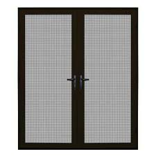 Aluminum Exterior Door Aluminum Security Doors Exterior Doors The Home Depot