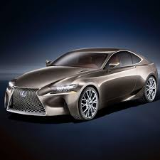 lexus sports car 2 door lexus lf cc concept car