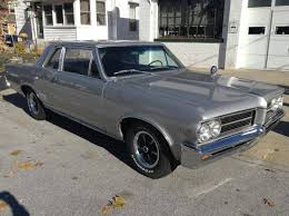 1964 pontiac lemans rare 326 h o option 326 275hp auto ps