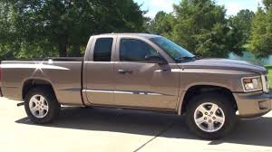 hd video 2010 dodge dakota big horn slt leather for sale see www