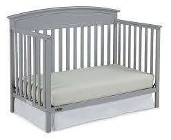 Converting Graco Crib To Toddler Bed Graco Benton 5 In 1 Convertible Crib Pebble Gray Baby