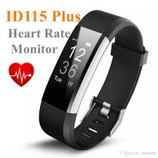 heart rate calorie bracelet images Id115 plus smart wristband heart rate fitness gps activity tracker jpg