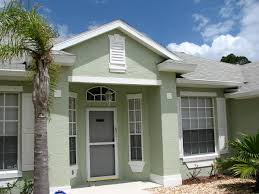 painting stucco exterior with our exterior paints repel water