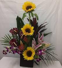 Flower San Jose - sunfloral embrace 1 800 flowers rose cart of san jose ca