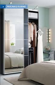 wardrobe drawing of the best way of decorating master bedroom