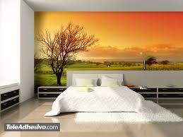 Fototapete Schlafzimmer Braun Fototapete Schlafzimmer Sonnenuntergang Olegoff Com