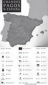 Espana Map Grandes Pagos De Espana My Favoritewine Is