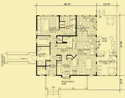 small floor plans cottages small cottage plans sun filled home with a central atrium