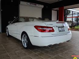 ft myers mercedes 2012 mercedes e350 convertible ft myers fl for sale in fort