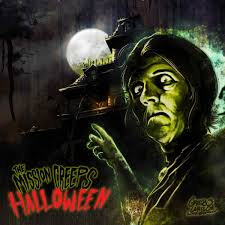 halloween themed keyboard background halloween the mission creeps