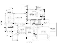 Contemporary Open Floor Plan House Designs 12 Best Modern House Plans Images On Pinterest Modern House